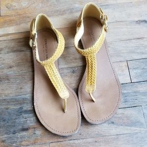 Christian Siriano sandal flats size 7